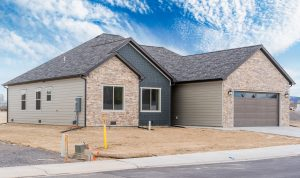 Unity begins with your custom home. Yosemite Model in the Promontory