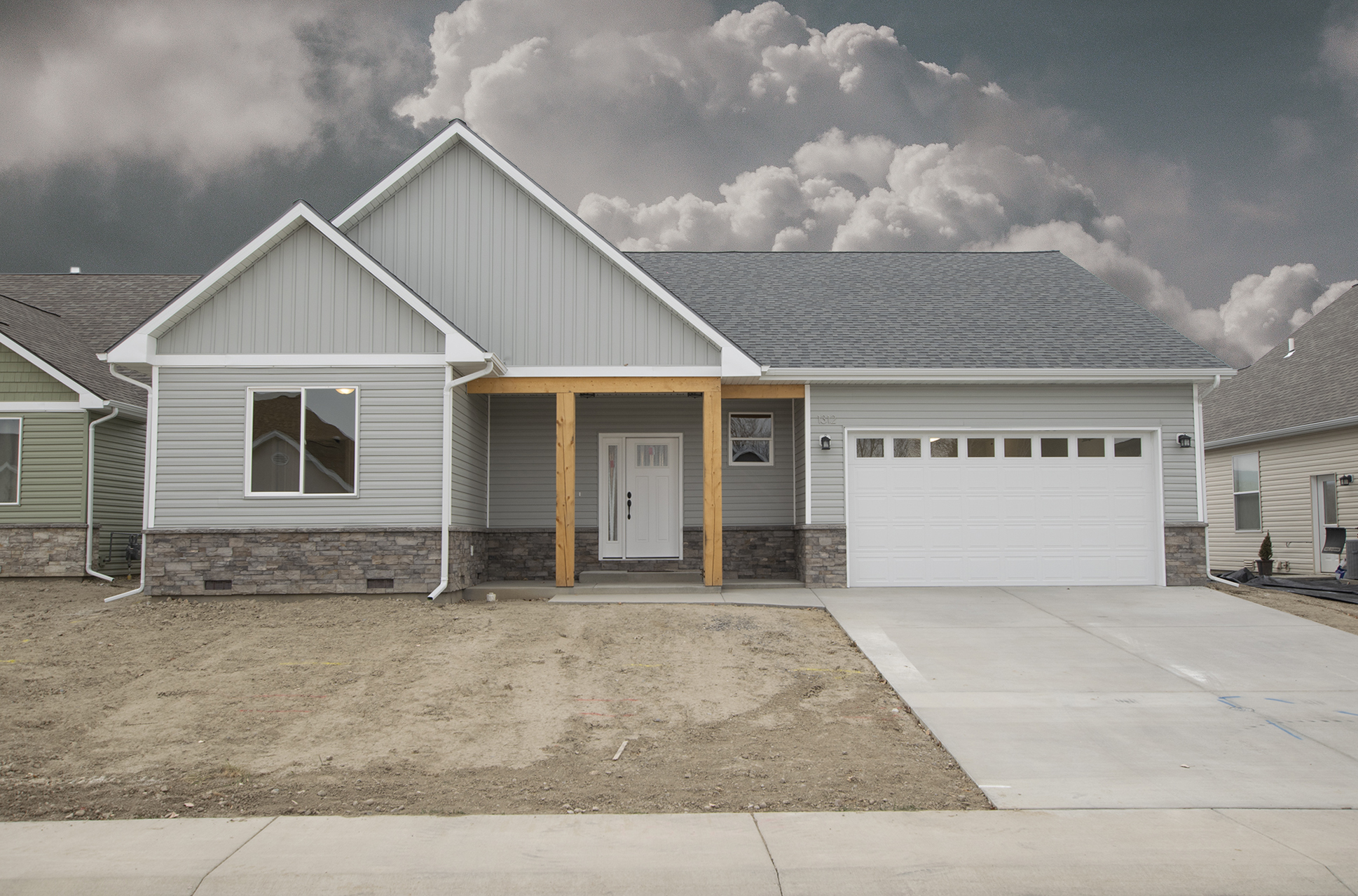 Grand Teton Model in Bear Creek Subdivision