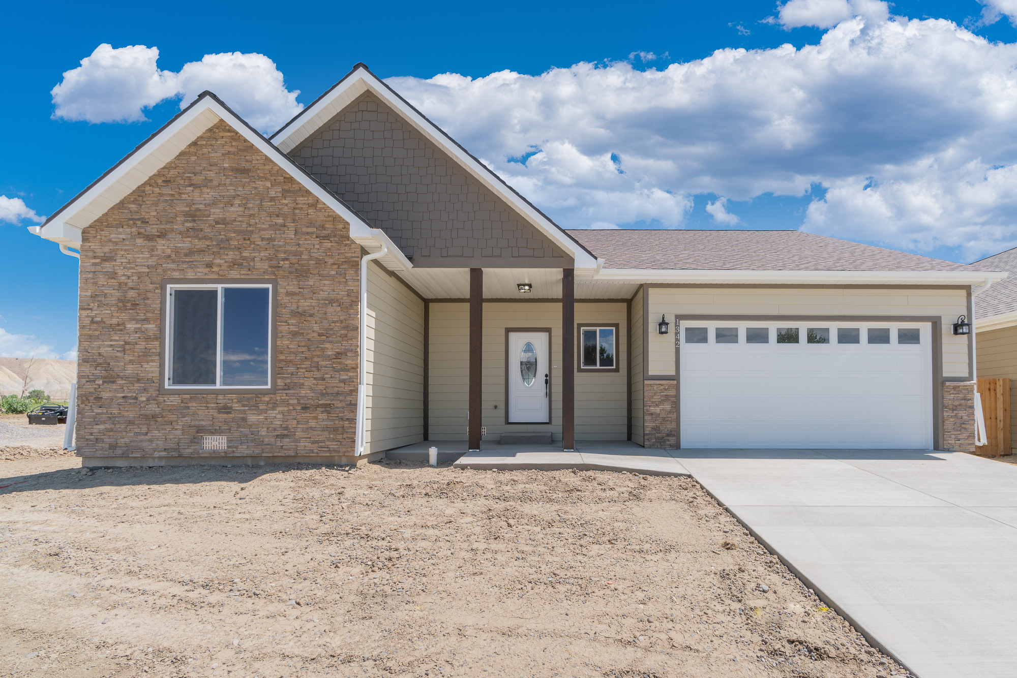 Grand Teton Home Model in Bear Creek Subdivision