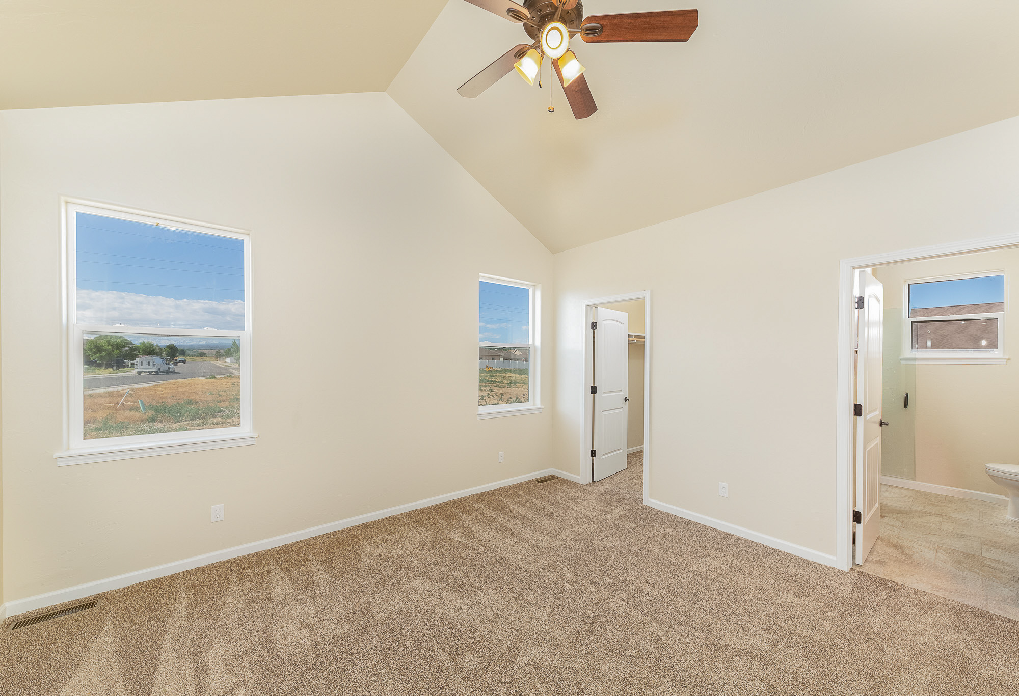 Yosemite Model in Waterfall Canyon Subdivision
