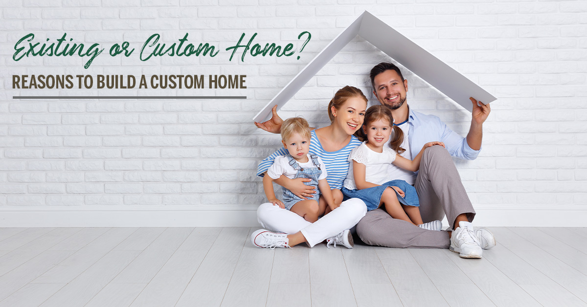 Reasons to build a custom home in montrose