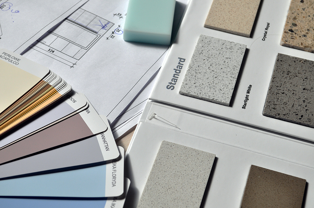 choosing interior home finishes for the cost of a custom home