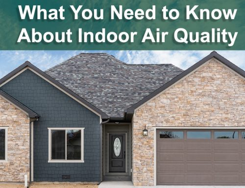 Indoor Air Quality for Your Custom Home
