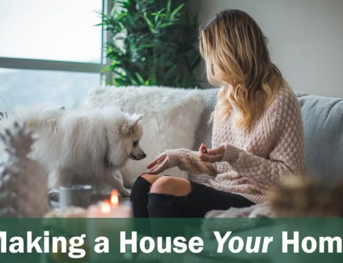Making Your Custom House a Home