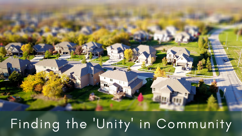 Finding the unity in community is easy with Ridgeline Homes