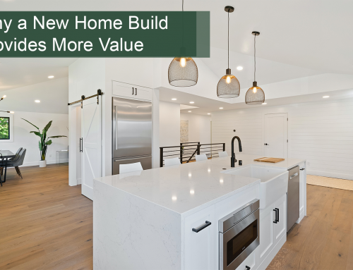 Why a New Home Build Provides More Value