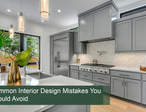 Common Interior Design Mistakes You Should Avoid